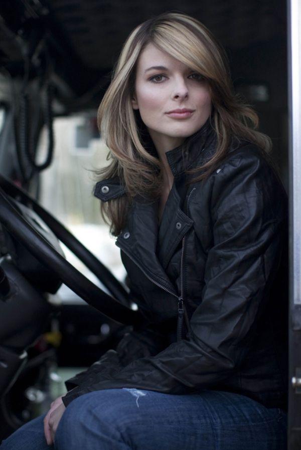 Las mujeres camionero aumentan en Estados Unidos