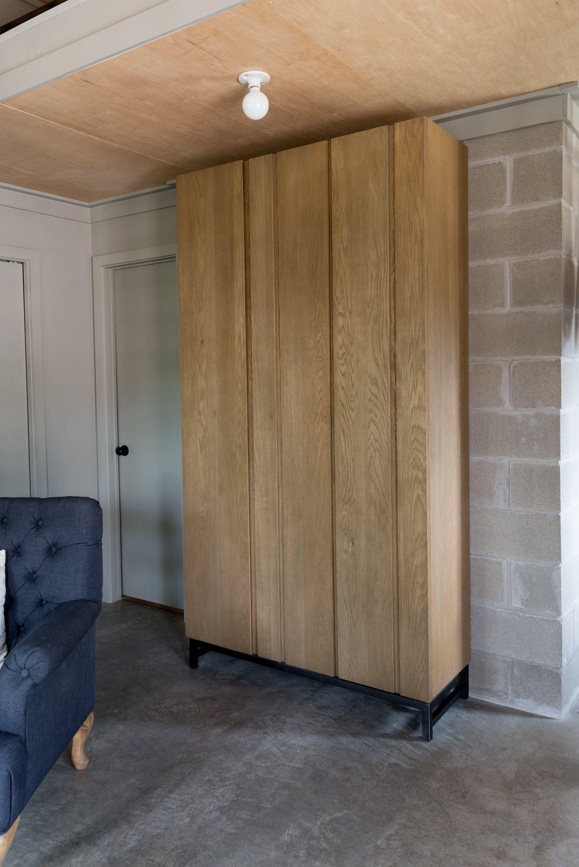 Tour a modest modern u custom squarefoot garage home house