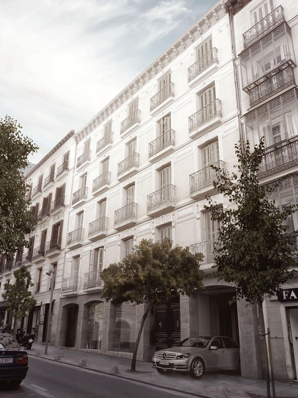 Buy luxury flat/apartment in RECOLETOS - prestigious ...
