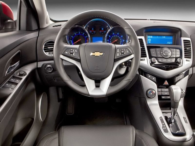 2013 Chevy Cruise Interior Chevrolet Cruze Cruze Chevrolet