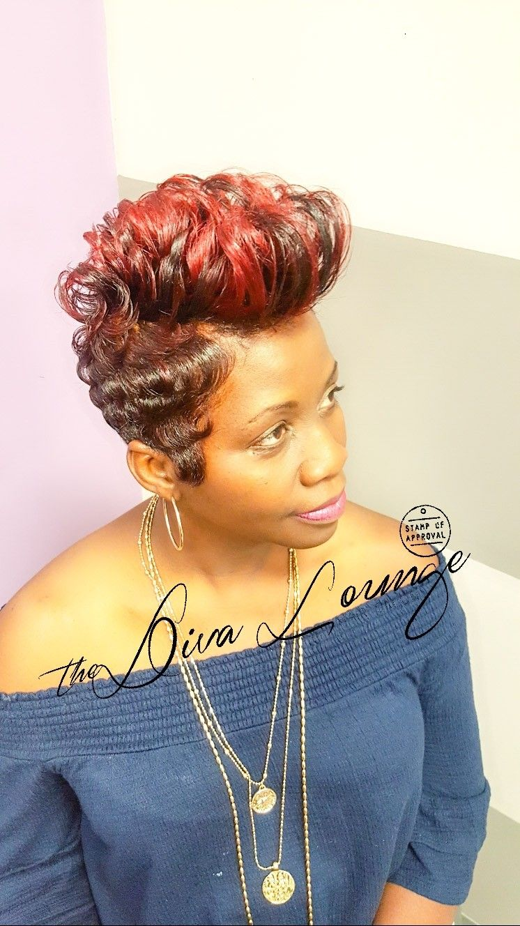The Diva Lounge Hair Salon Montgomery Alabama Larnetta Moncrief