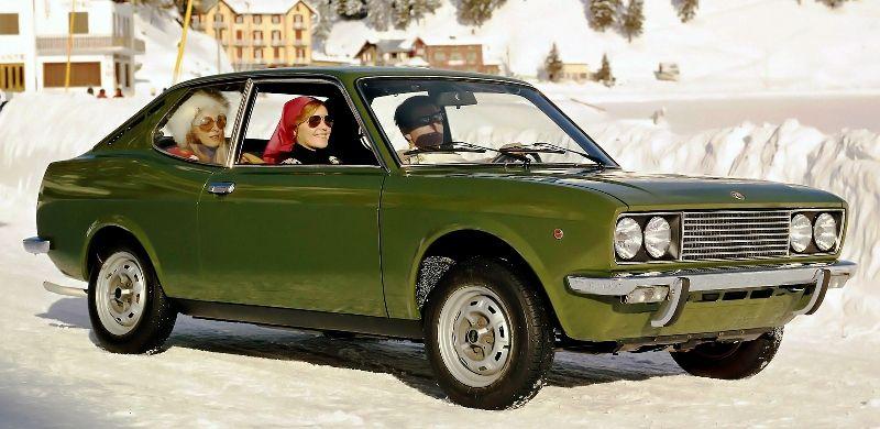 Fiat 128 Sport Coupe 1300 Fiat Automobile