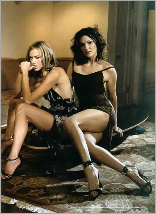 The women of Mullholland Drive