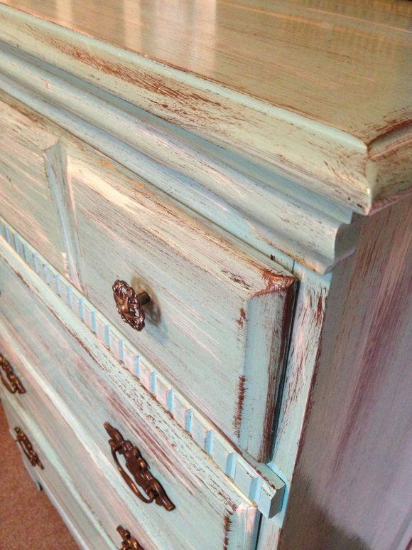 diy tutorial antiquing wood. Distressing Old Furniture With Paint: DIY Tutorial Diy Antiquing Wood W