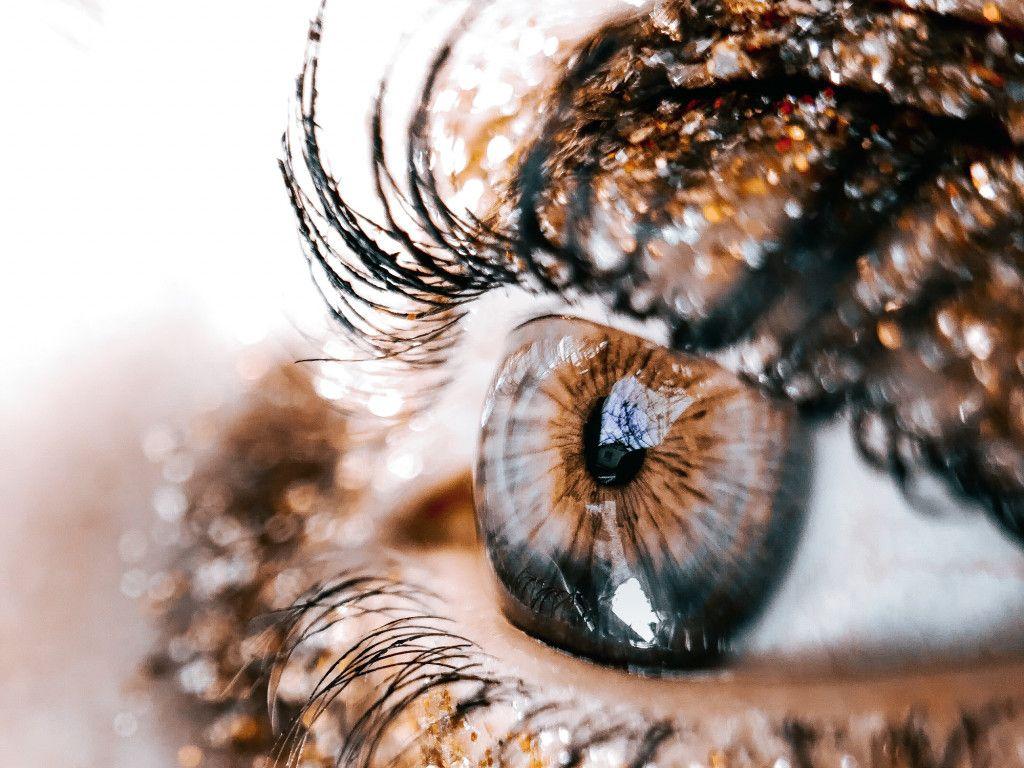 Eyelashes Eyes Macro Pupil Sequins Eyelashes Puffy Eyes All About Eyes