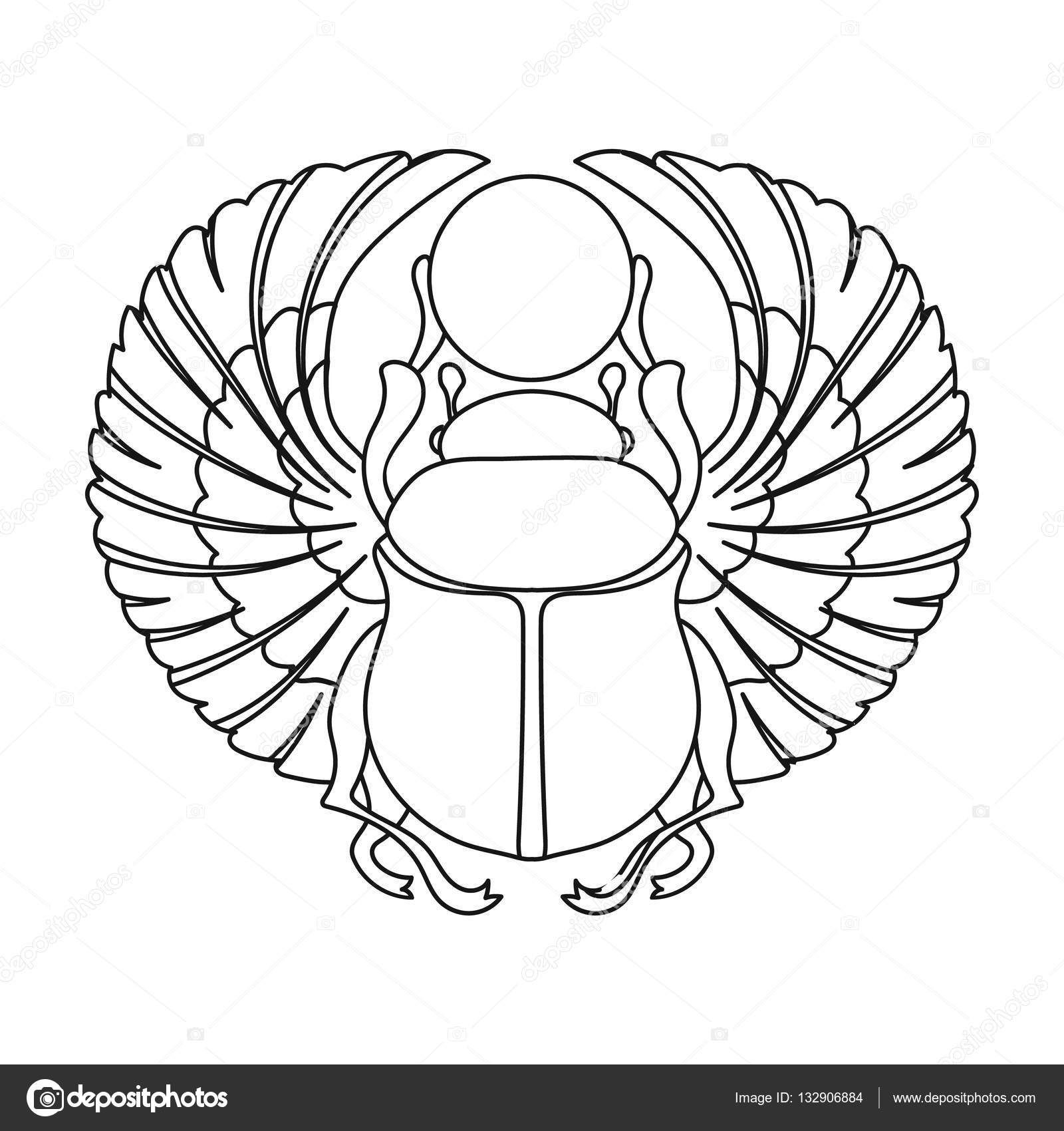 Image Result For Egyptian Scarab Symbol In