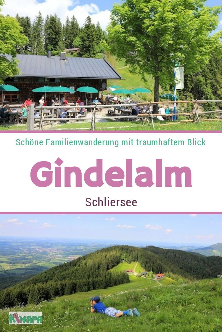 Gindelalm – Schliersee | KiMaPa Kids on Tour – KiMaPa