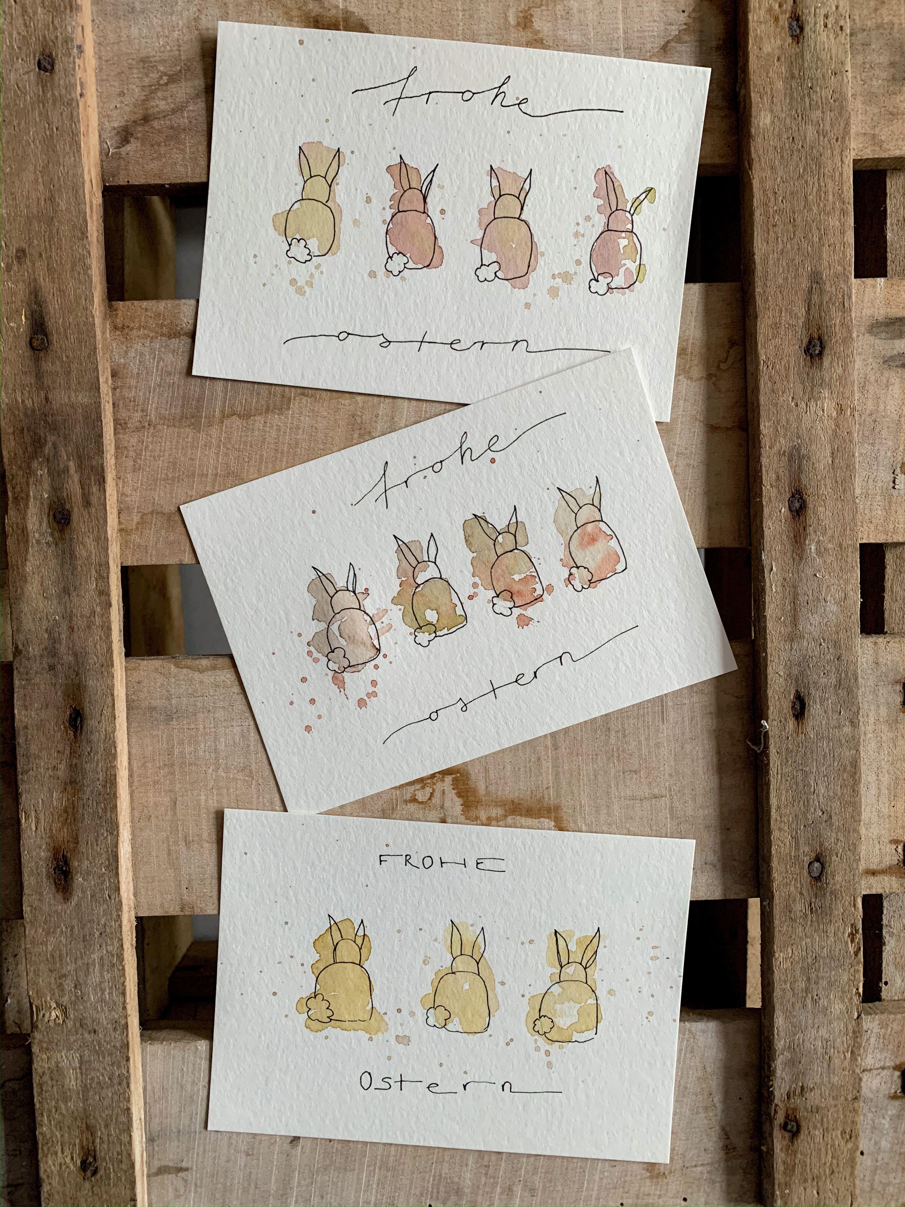 Oster Postkarten