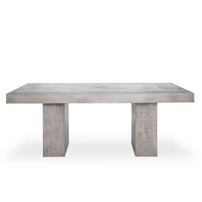 Antonius Fiberstone Dining Table All Outdoor Moe S Wholesale