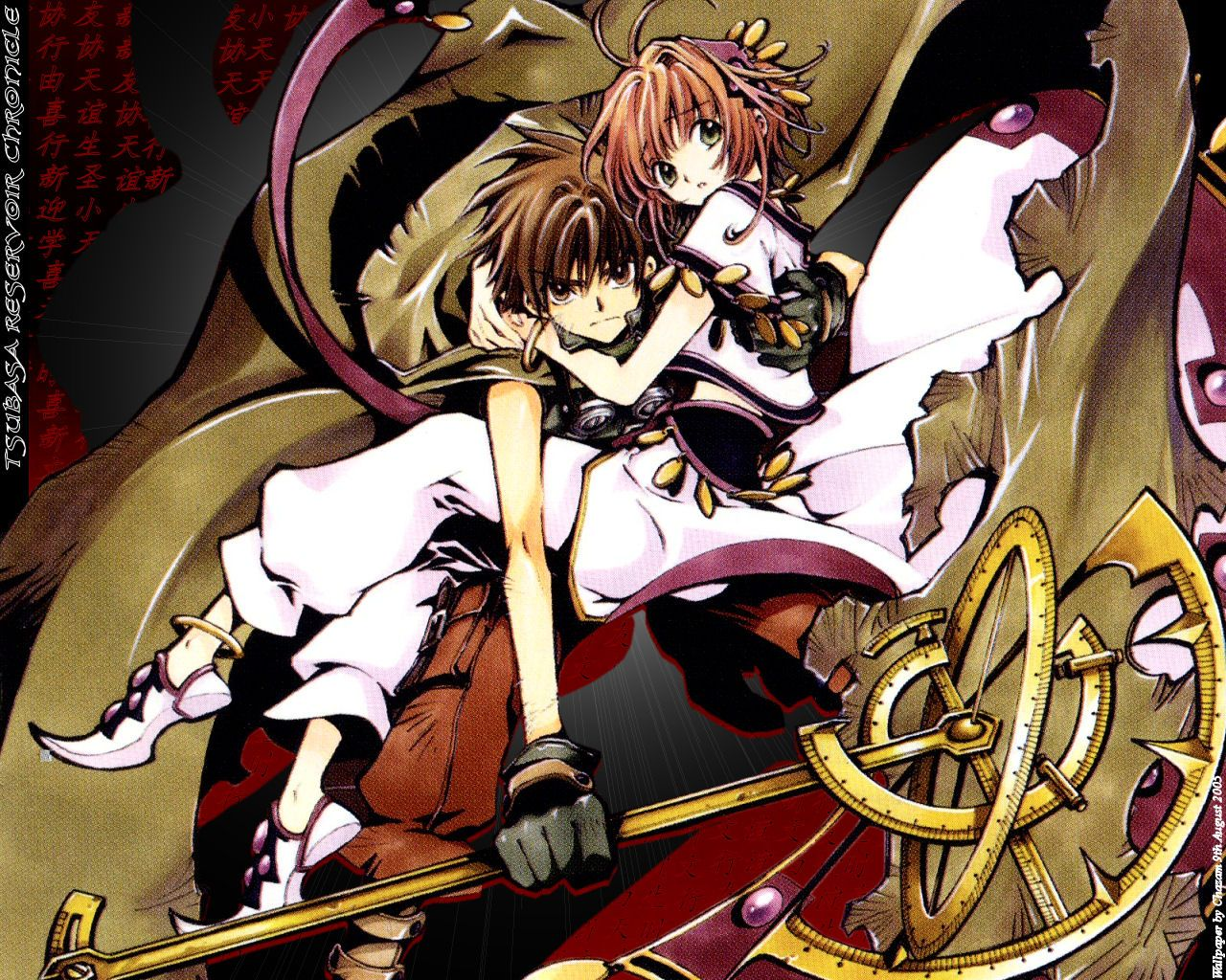 Tsubasa Chronicles Tsubasa Chronicle Wallpaper Anime
