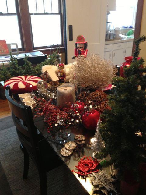 How I Put Away My Christmas Decorations | Pinterest | Holidays, Xmas ...