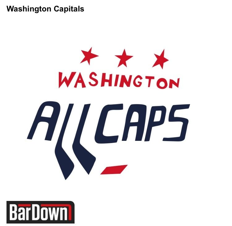 Washington Capitals Concept With Images Washington Capitals Nhl Logos Washington