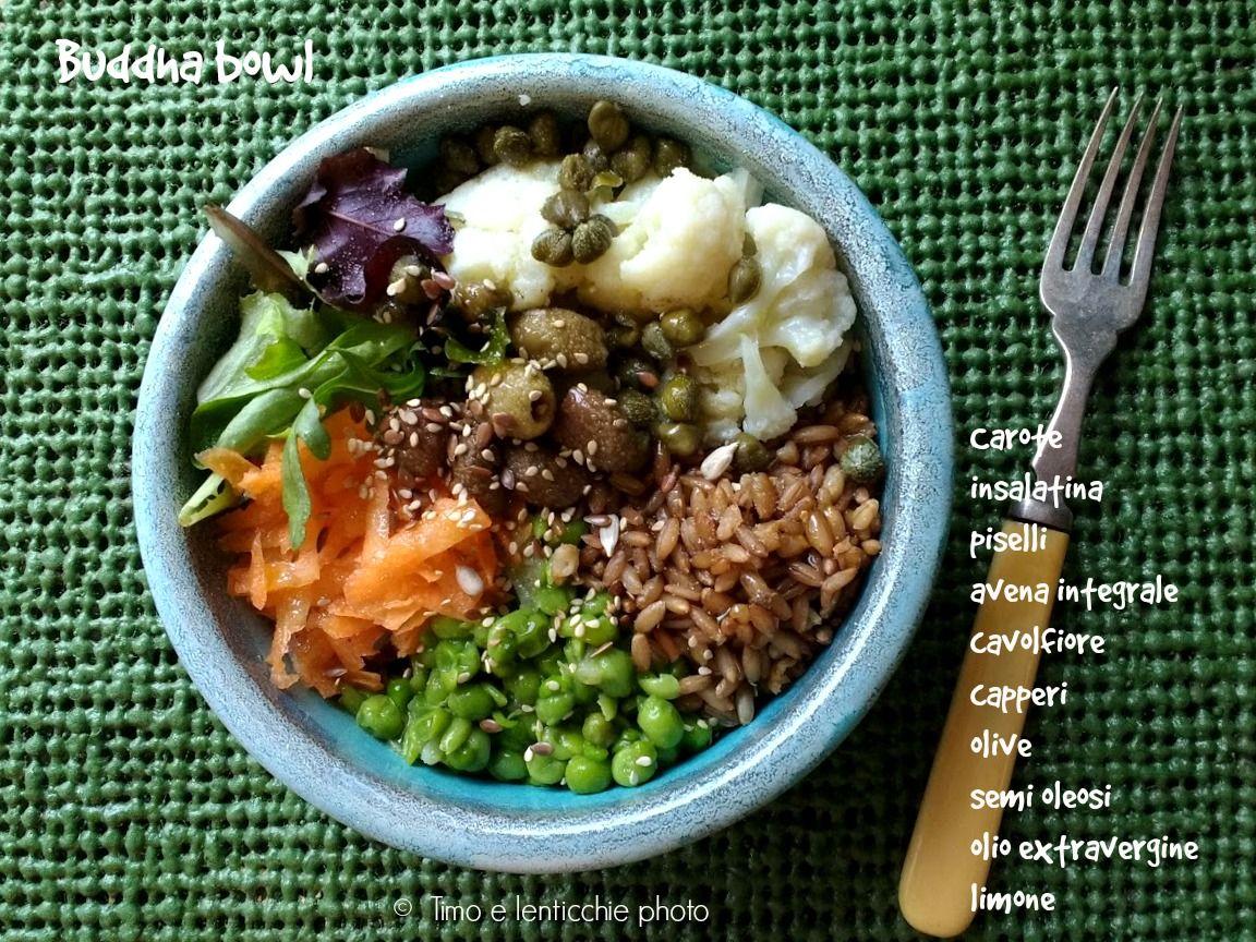 Pranzo Veloce E Sano Per Bambini : Buddha bowl pranzo veloce e sano ricetta macrobiotica lunch
