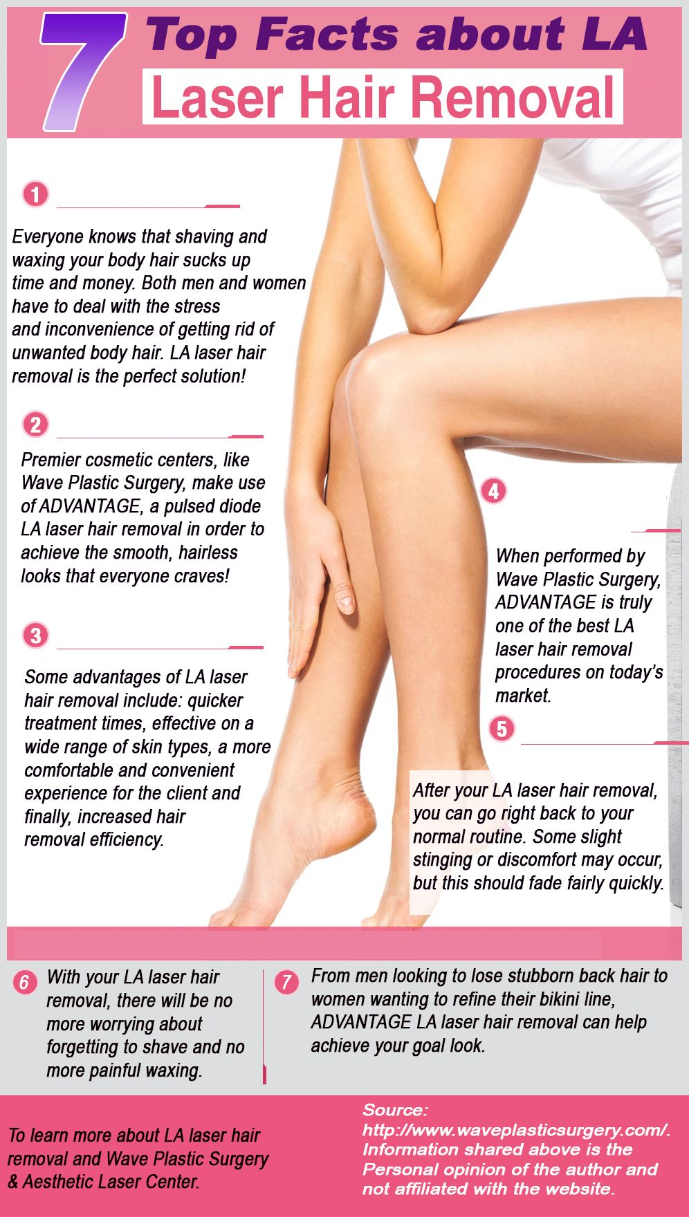 Pin On 7 Top Facts About La Laser Hair Removal