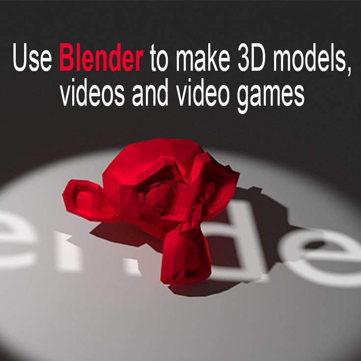 Can I use Blender 3D for making video games? - Quora