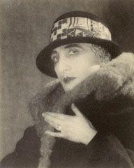 Rrose Sélavy (Marcel Duchamp) (Getty Museum)