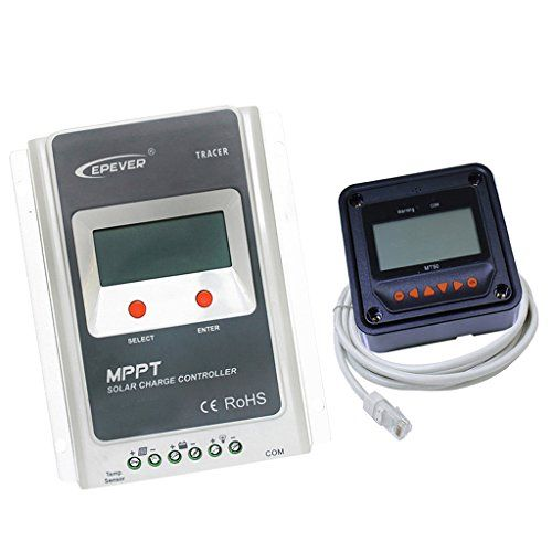 MagiDeal 30A MPPT Solar Charge Controller Battery Regulator