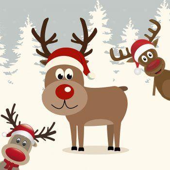 El reno Rudolph Cuento de Navidad para nios  Navidad para nios
