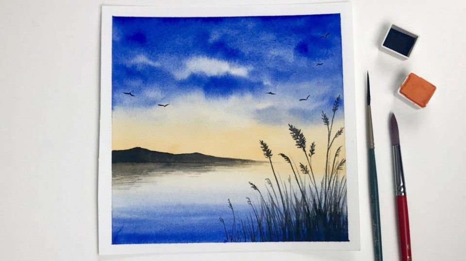 9 Things You Should Know About Watercolor Painting Tutorials Easy