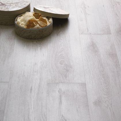 Textured White Laminate Flooring At, Grey Laminate Flooring Homebase