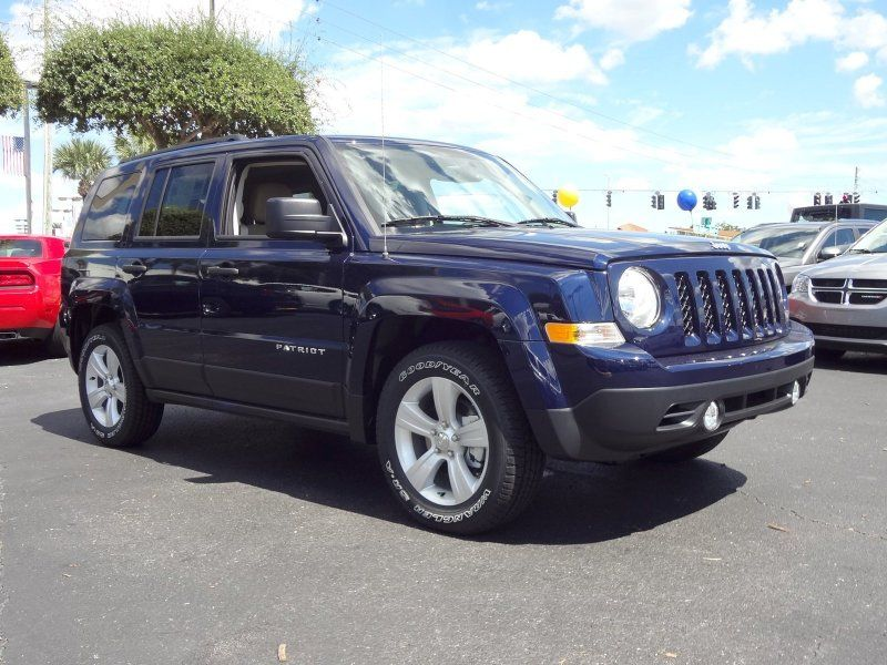 2014 Jeep Patriot Sport True Blue Jeep Patriot 2014 Jeep