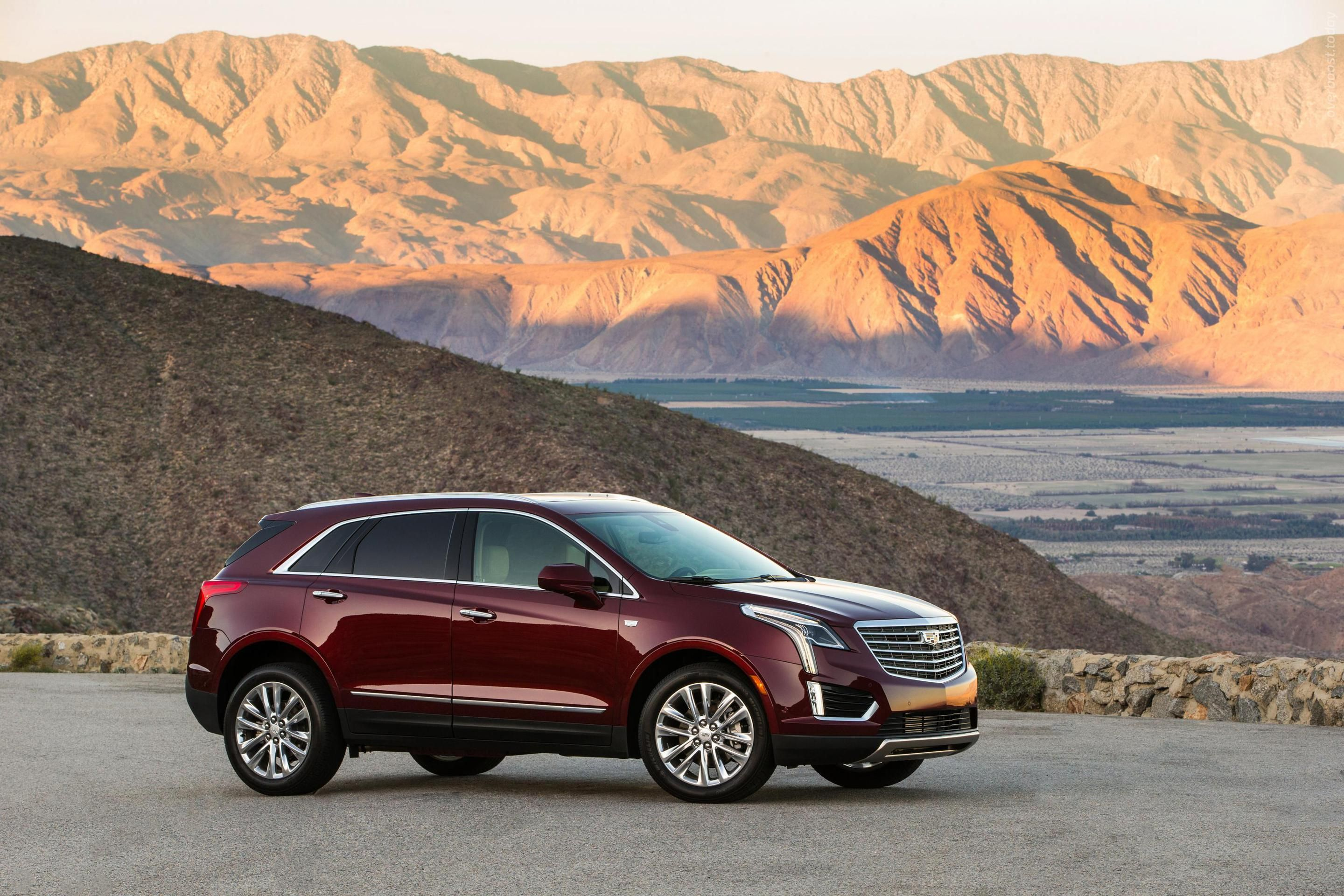 cadillac in autotalk srx review