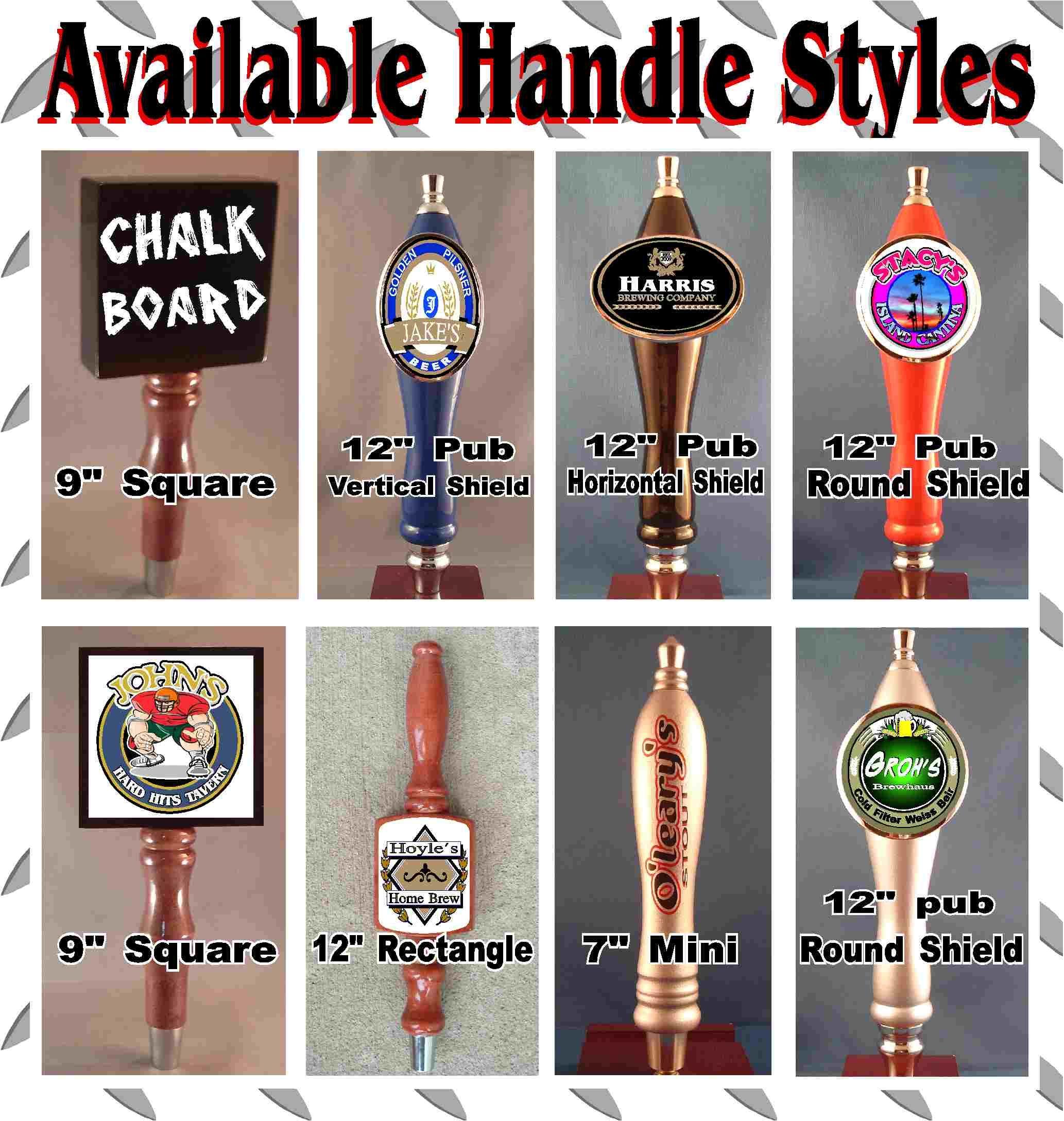 Beer tap guy custom beer tap handles a jumping off point beer tap guy custom beer tap handles a jumping off point traditional shapes to sciox Gallery