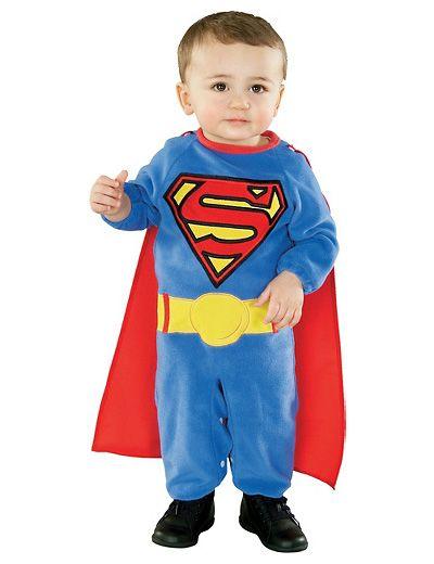 50 Vestiti Di Carnevale Per Neonati Carnevale Baby Superman
