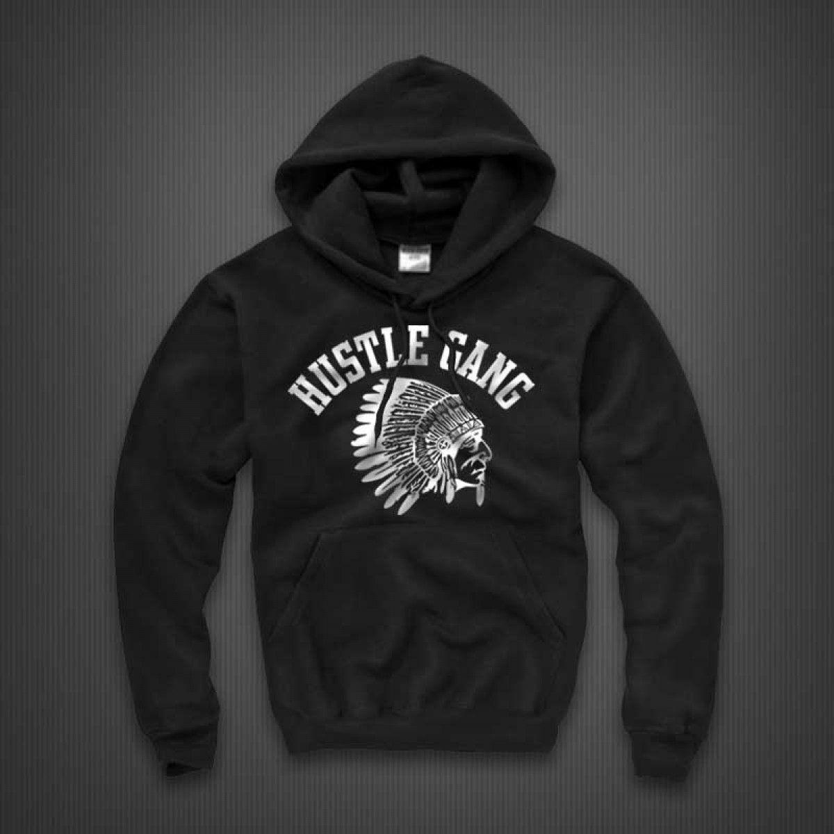 Hustle Gang Black Hoodie 1200x1200 Jpg 1200 1200 Hoodies Hustle Gang Hoodie Hoodies Men [ 1200 x 1200 Pixel ]