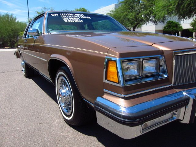 1985 Buick Lesabre Limited Collector S Edition 16 000 Original Miles Buick Lesabre Buick Luxury Branding