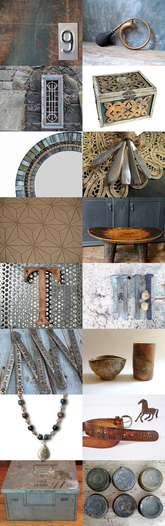 Dad's Attic by Dawn Atkin on Etsy--Pinned with TreasuryPin.com
