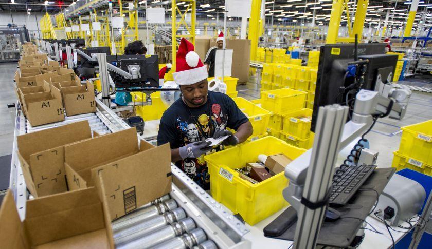 Amazon Touts Sellers Numbers Cyber Monday Amazon Cyber Monday