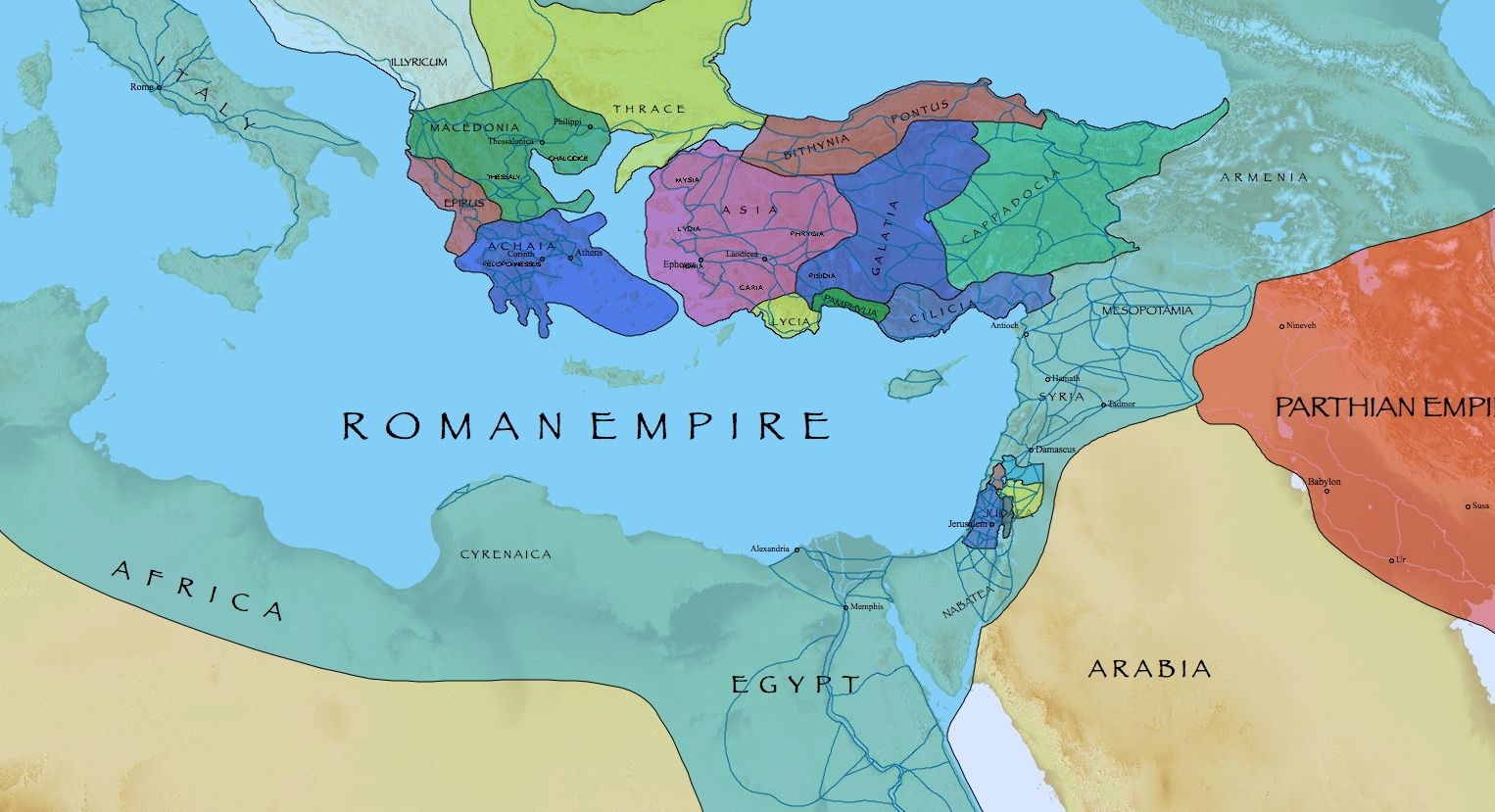 the progression of the roman empire in the ancient world What were the greatest achievements of the roman we can easily say the roman empire is the only empire that conquered the whole world the ancient stuff is.
