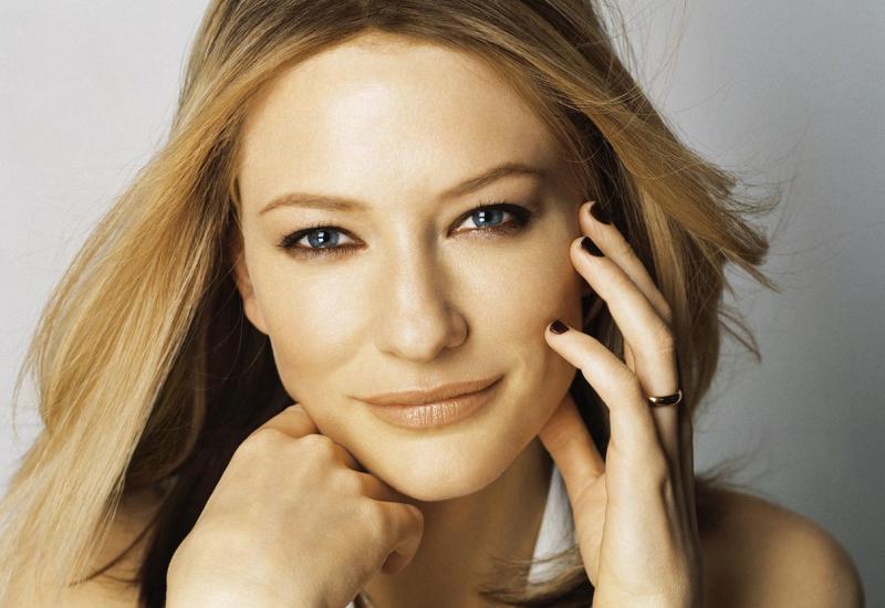 Cate Blanchett for Armani. Cate blanchett