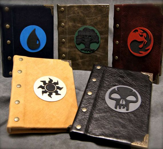 Magic MTG Planeswalker Green eReader & iPad Cover by