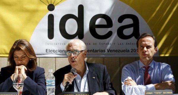 A través de un documento fechado este 19 de Diciembre, ex jefes de Gobierno y Estado integrantes de la Iniciativa Democrática de España y las Américas (IDE