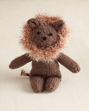 313964880 Free Knitting Pattern  Knitted Lion