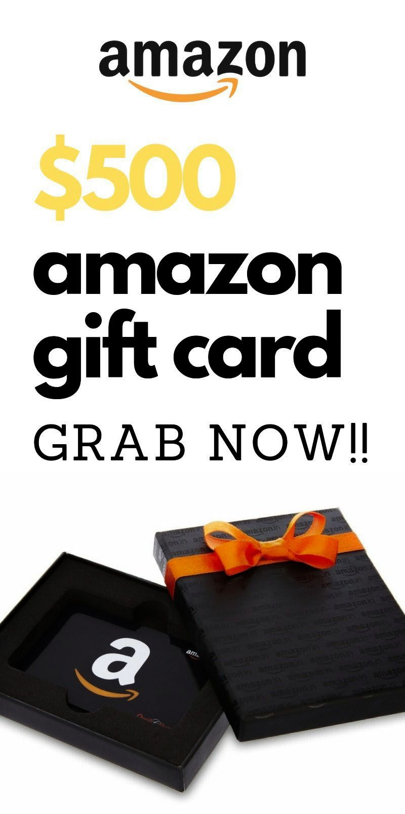 Get A 100 Amazon Gift Card Free It S Easy To Get Working 100 Amazon Gift Card Free Amazon Gift Cards Amazon Gifts