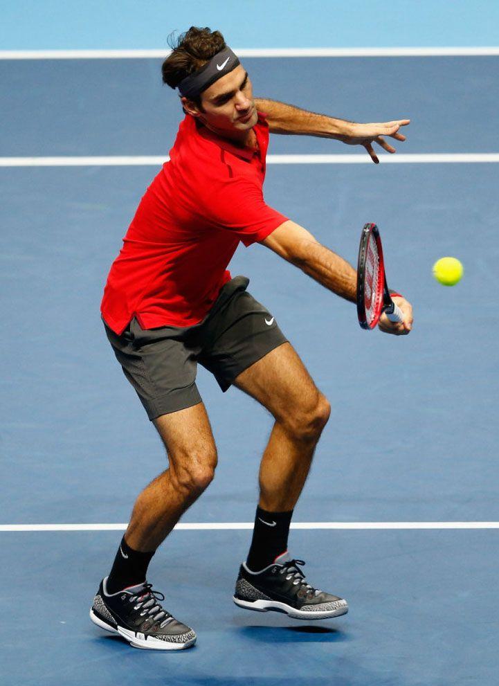 Roger Federer Nike Zoom Vapor Air