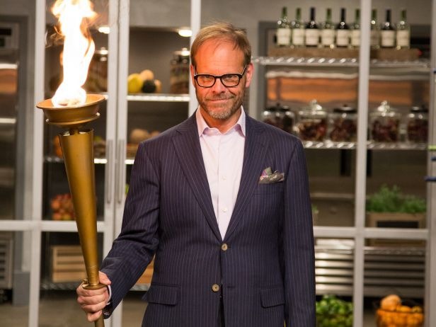 Alton Talks A Year Of Cutthroat Kitchen And Keeping His Evilicious