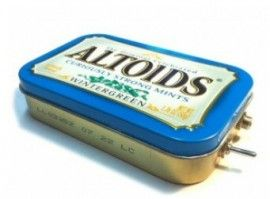 Ampoids: miniamplificatori tascabili in stile vintage