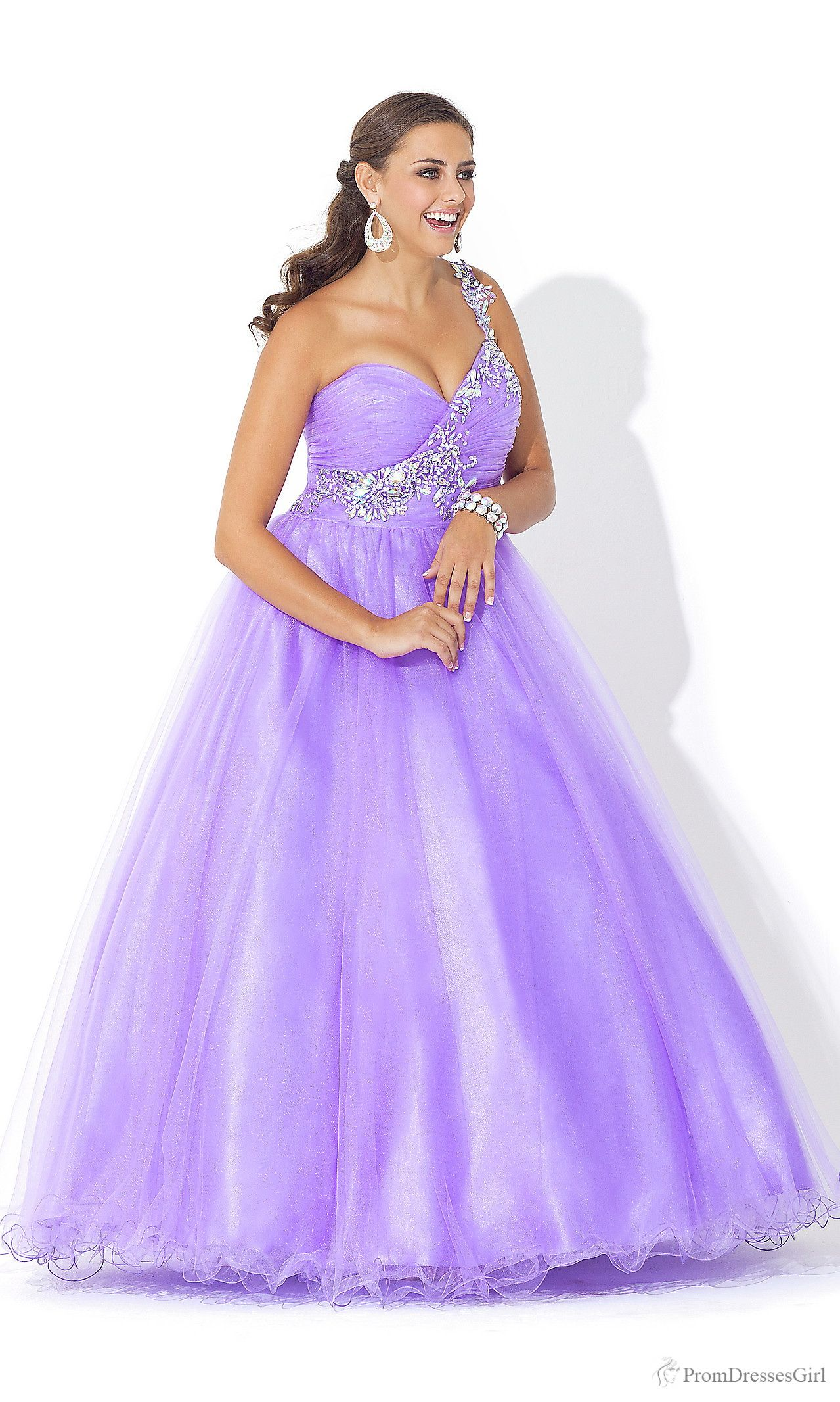 Plus Size Prom Dress | alta costura | Pinterest | Vestidos dama ...