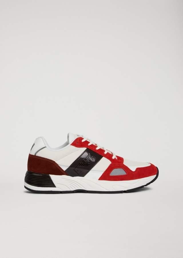 cc2af03593 Emporio Armani Sneakers