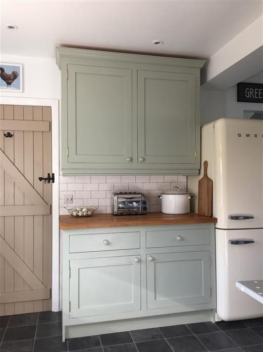 An inspirational image from Farrow and Ball | Petronia Kitchen ...