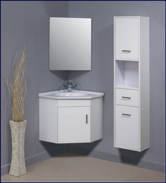 The Adorable And Cute Corner Bathroom Vanity Advice For Your Home Decoration Corner Bathroom Vanity Custom Bathroom Vanity Bathroom Vanity