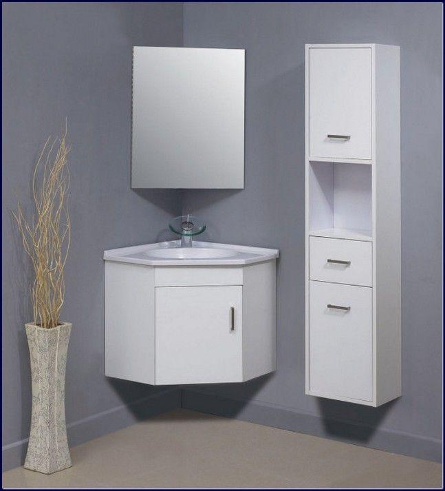Creative Design Corner Bathroom Vanity Ideas Jpg 647 713 Pixels Corner Bathroom Vanity Custom Bathroom Vanity Corner Sink Bathroom