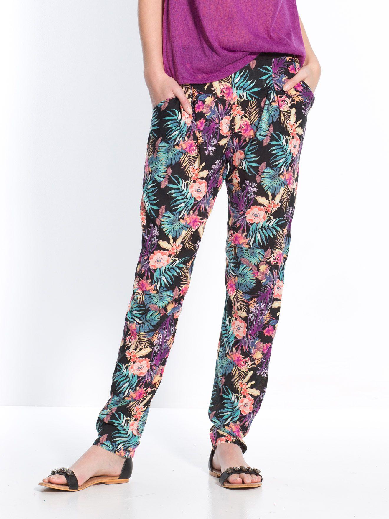 Pantalon Fluide Imprime Femme Celaia Balsamik Fr Fashion