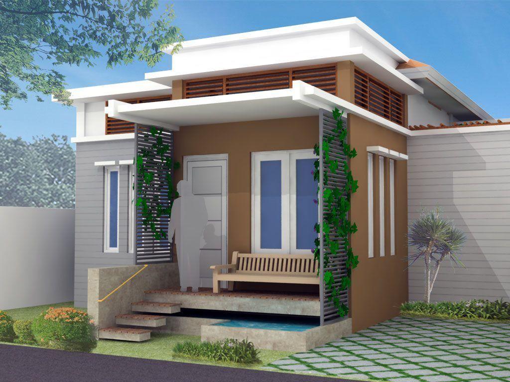 Desain Teras Rumah Ukuran 6x6 Dengan Gambar Rumah Minimalis