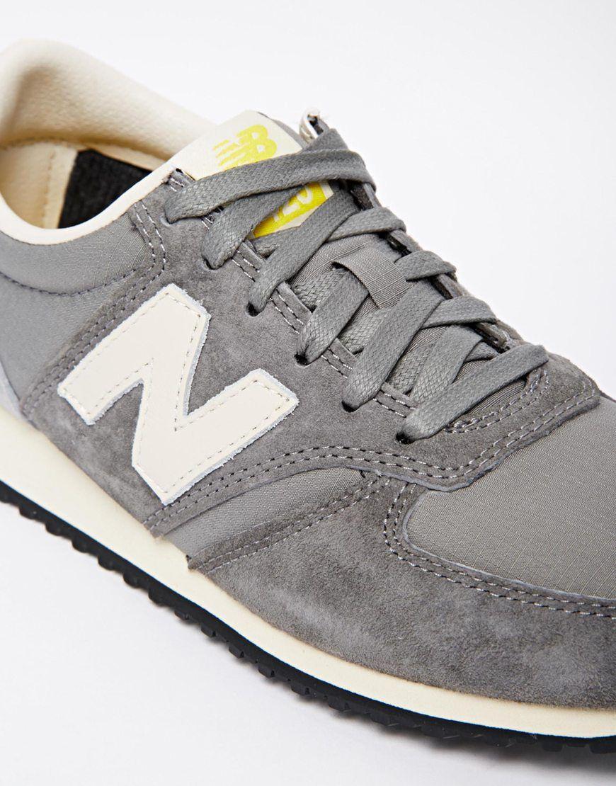 new balance 420 vintage gris