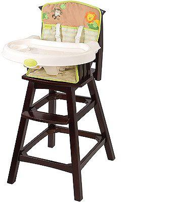 high chair toys r us reclaimed wood summer infant classic comfort swingin safari babies
